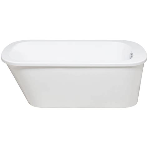 americh abigayle 6032 freestanding tub 60 quot x 32 quot x 23