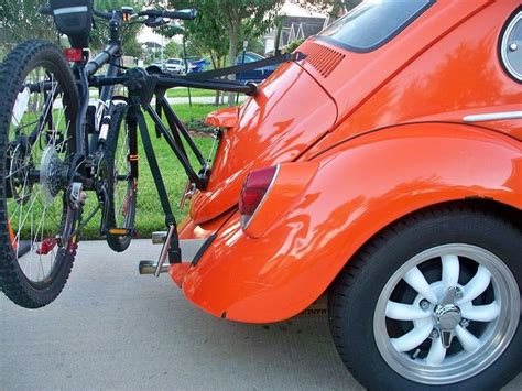 Bike Rack For Vw Beetle by 17 Best Images About Volkswagen Beetle On