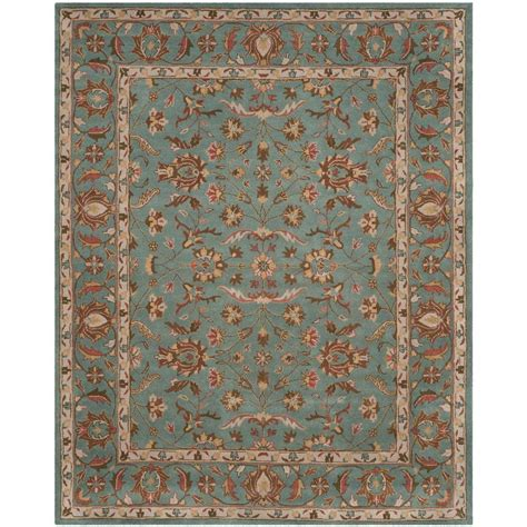 Safavieh Heritage Rug by Safavieh Heritage Blue 9 Ft X 12 Ft Area Rug Hg969a 912
