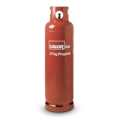 Propane Gas 47kg propane calor gas bottle