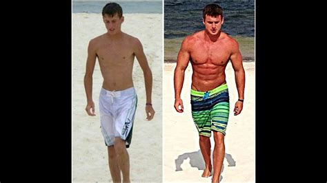 best ectomorph transformation