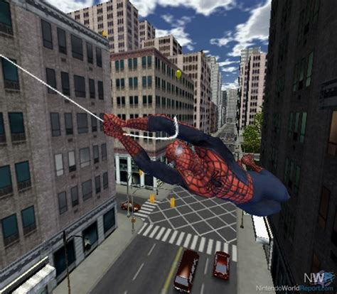 spiderman swing game got that swing spider man 2 blog nintendo world report