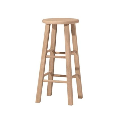 top bar stool and counter stool