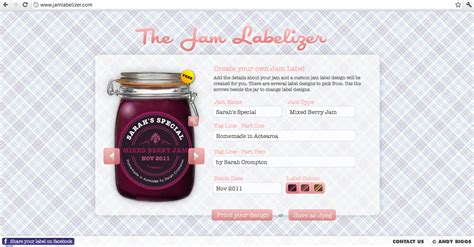 design your own jam label make your own jam labels a baker s house