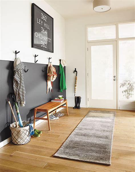 what does room and board include interior design idea what to include when creating the ultimate entryway contemporist