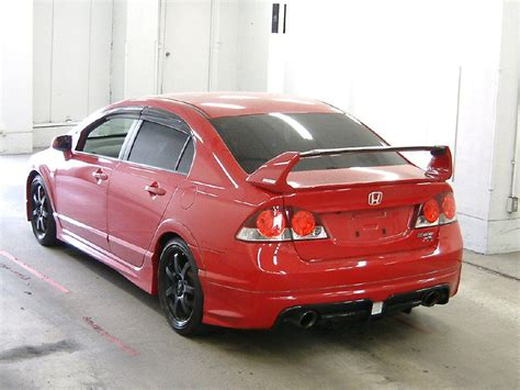 Wits Honda Civic Fd2 car of the day 17 04 2013 fd2 honda civic rr jdmauctionwatch