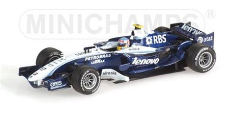 Minichs 1 43 At T Williams Toyota Fw30 2008 Showcar K Nakajima Barc 1 43 f1 world diecast scale models and more schaalmodellen en meer