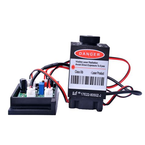 ir laser diode driver focusable 500mw 808nm infrared ir laser diode dot module 12v ttl fan cooling ebay