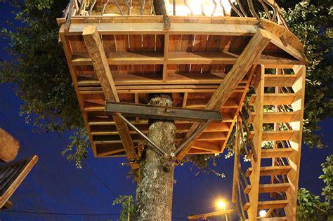 casa en el 193 rbol particulares treehouse ib 233 rica - Casas En Los Arboles