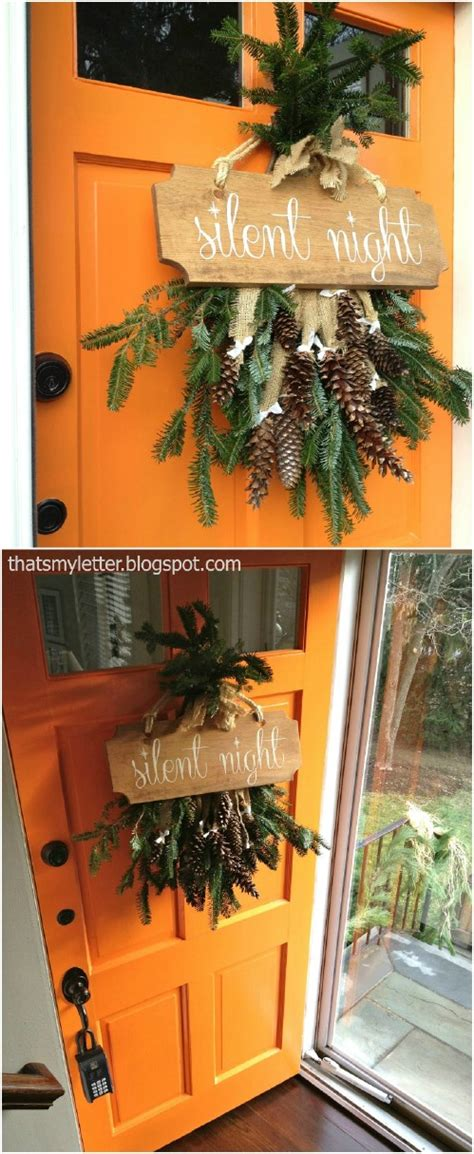 diy cozy home decorating 13 diy cozy evergreen christmas decor ideas style motivation