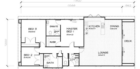 Granny Flat Floor Plans 3 bedroom transportable home 120sqm