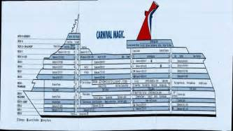 carnival magic floor plan carnival magic layout pictures inspirational pictures