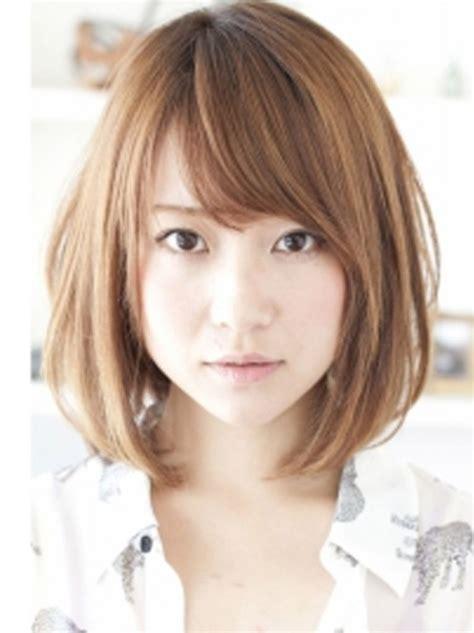 medium japanese hairstyle best asian medium hairstyles for