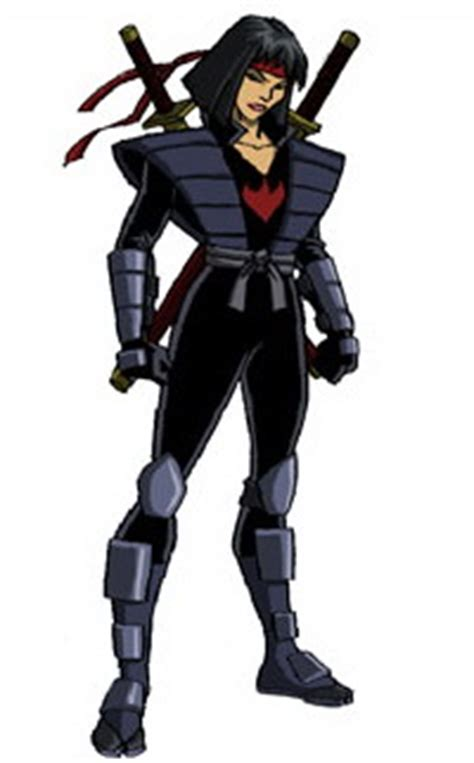 karai saki (2003 tv series) | tmntpedia | fandom powered
