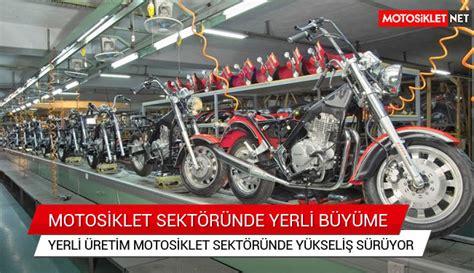 motosiklet sektoeruende yerli bueyueme