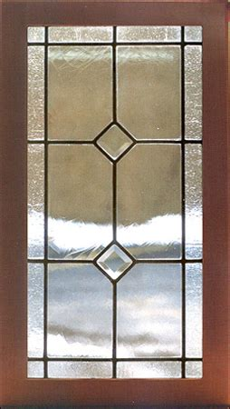 glass panels kitchen cabinet doors somers tiffany b23 794 custom kitchen cabinet beveled panel