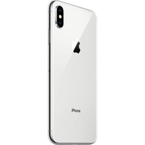 buy apple iphone xs max dual sim 256gb silver price in dubai sharjah uae saudi www gadgetby
