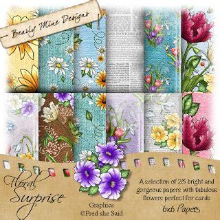 Set Bearly kym s crafty cards new digi sets from bearly mine designs