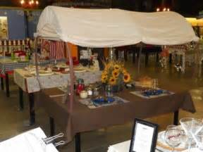 Covered Wagon Buffet Table Covered Wagon Tables Vbs Western Decorating Ideas