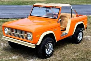 1967 ford bronco 207191
