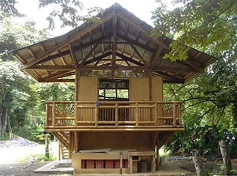 bamboo home design pictures 25 eco friendly houses made with natural materials