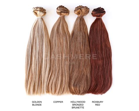 color hair extensions clip in hair extension color chart hair clip in extensions