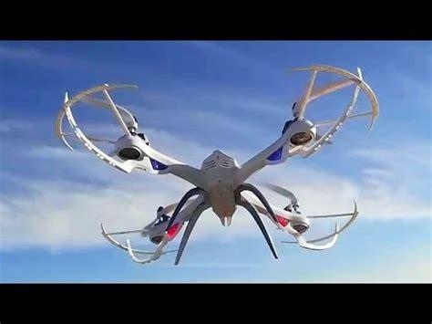 Drone Tarantula tarantula x6 drone test flight