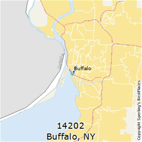zip code map buffalo ny best places to live in buffalo zip 14202 new york