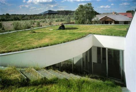 underground house by polish architecture firm modern