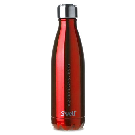 Buy Shower Bath s well insulated water bottle red