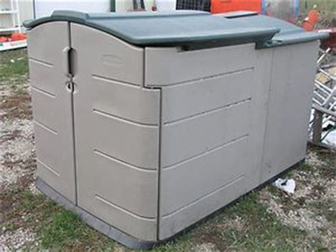 Rubbermaid Slide Top Storage Shed by Outhouse Tool Shed Building Plans Bicycle Storage Shed