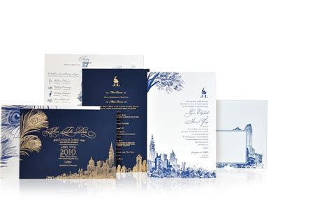 nyc destination wedding invitations gotham luxury wedding invitations the wedding