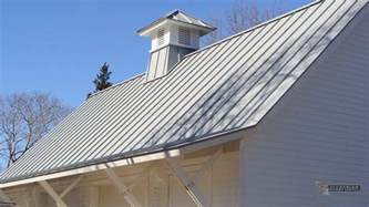 cupola roof gray aluminum standing seam cupola riverside ma