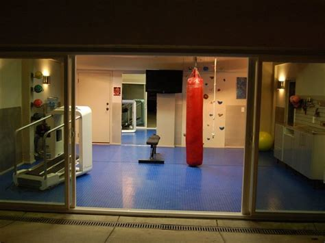 Design Your Own Garage dream gym garage traditional garage and shed los