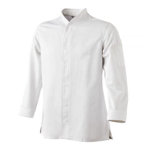 veste cuisine robur veste de cuisine mixte uss de robur