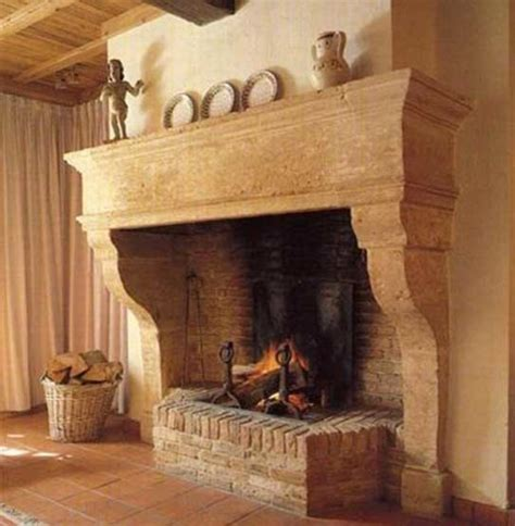 Fireplace Accessories Nyc by Fireplaces Out Of Reclaimed Antique Mediterranean