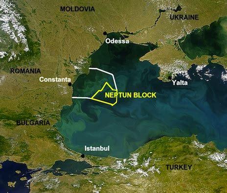 geo expro romania: black sea gas discovery