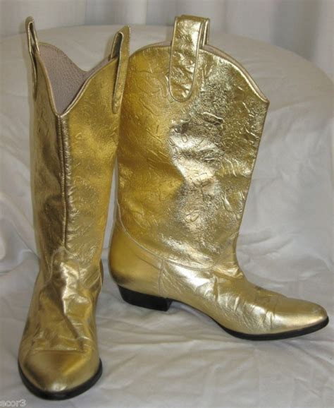 gold cowboy boots gold cowboy boots these with a wedding dress fitness