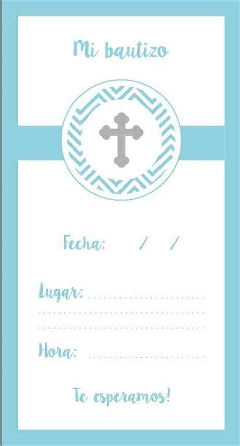 invitaciones de bautizo para nino invitaciones bautizo nino bautismo baptism ideas and communion