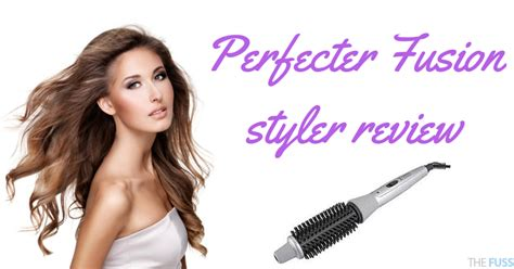 Perfecter Fusion Hair Styler by Perfecter Fusion Styler Review The Fuss