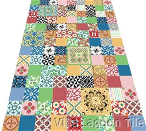 Patchwork Uk - encaustic patchwork cement tiles for uk europe villa