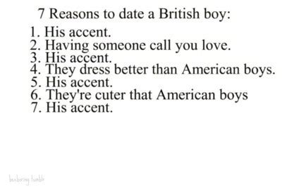 7 Reasons I To Boys by 7 Reasons To Date A Boy Fromglasgowwithlove