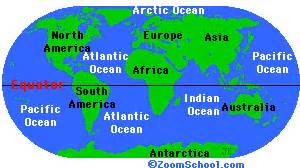 us map with continents and oceans msspride chapter 1