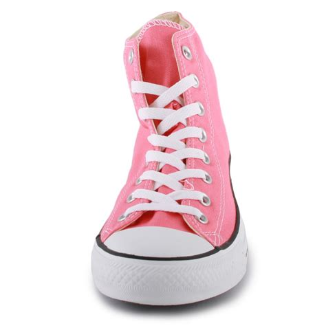 converse chuck all hi unisex trainers in light