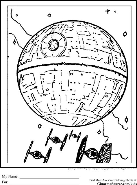 death star coloring google search christmas