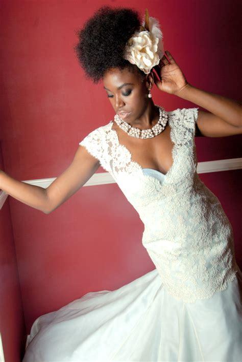 inspiration for hair brides afrobella