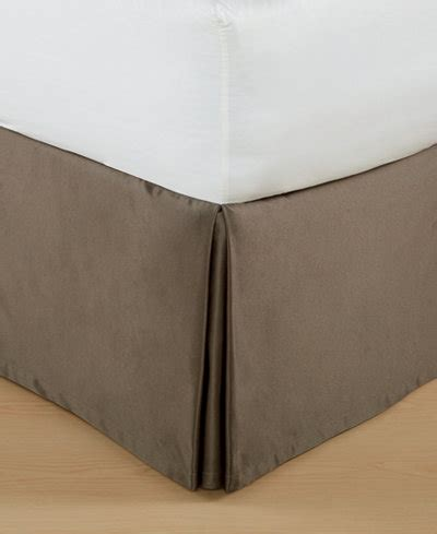 macys bed skirt hotel collection dimensions california king bedskirt bedding collections bed