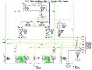 95 blazer 4x4 wiring diagram get free image about wiring diagram