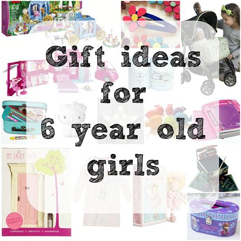 gifts for girls age 6 notes to self