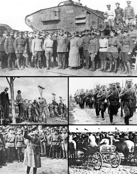102 Years Ago, The October Revolution, November 7, 1917